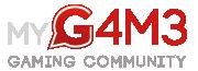 MY GAME Logo